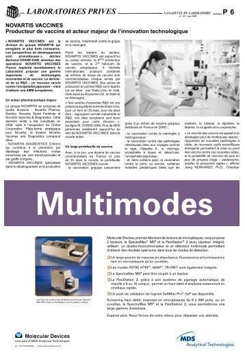 p laboratoires prives - La gazette du laboratoire