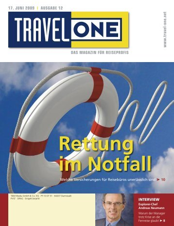 Rettung Im Notfall - Travel-One