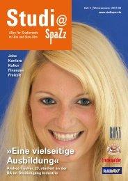 Studi - KSM Verlag