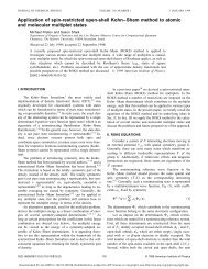 Full article in pdf format - the Department of Theoretical Chemistry