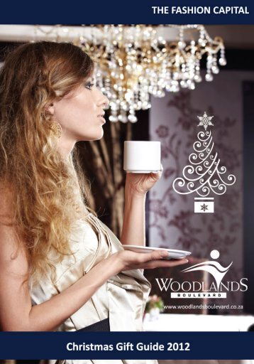 Christmas Gift Guide 2012 - Woodlands Boulevard