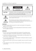 High Resolution WDR Vandal-Resistant Dome Camera - Samsung - Page 4
