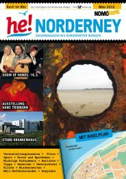 März 2012 als PDF - Norderney