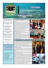 Boletin Informativo Nro 18 - Municipalidad Provincial de Ilo.