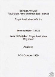 AWM95, 7/9/26 - Australian War Memorial