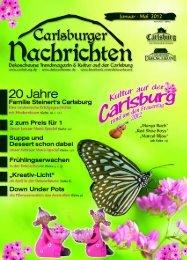 Das Programm als PDF zum Download - Carlsburger Dekoscheune