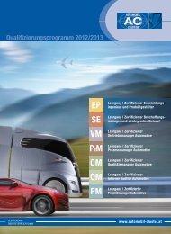 QUALIFIZIERUNGSPROGRAMM_2012_Web.pdf - Automobil Cluster