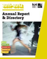 download: 2011-12 annual report & directory - National ...