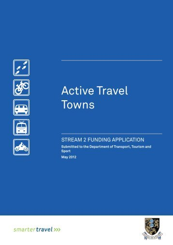 Active Travel Towns - Smarter Travel