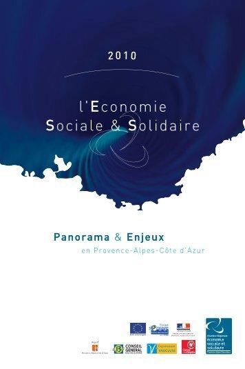 l'Economie Sociale & Solidaire - CRESS PACA