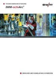 EWM- Arc activ - Thomas Bach GmbH