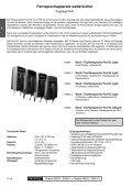 Pult-Einbaufernsprecher - Seite 4
