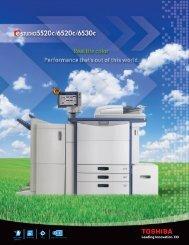 Product Brochure - Multi Function Printer