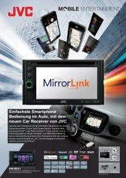 Einfachste Smartphone Bedienung im Auto, mit ... - Pro Sound Carhifi