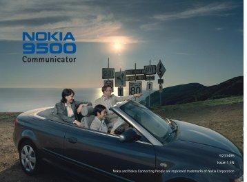 Nokia 9500 Communicator Unit converter user guide