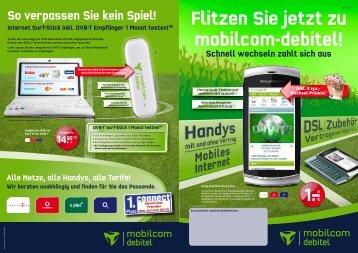 Einfach direkt bestellen unter www.md.de oder unter 01805