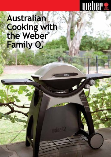 Australian Cooking with the Weber Family Q.TM