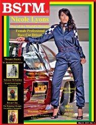 Nicole Lyons - Black Sports The Magazine