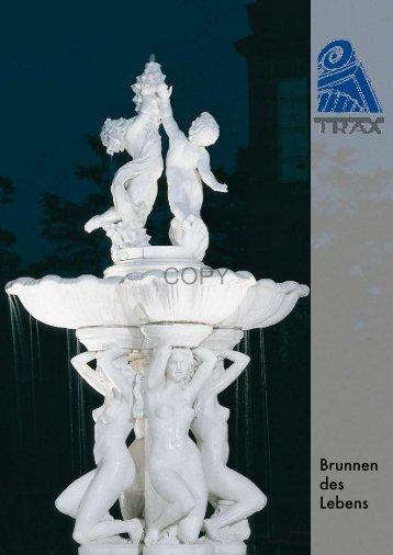 Brunnen des Lebens - Luca Bellando