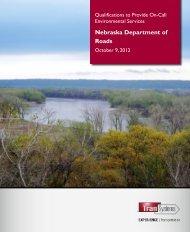 TranSystems - Nebraska Department of Roads