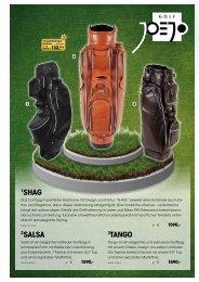 sTa n D B a g s - Golf Partner
