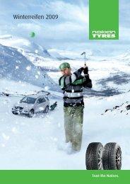 Winterreifen 2009 - Nokian Tyres
