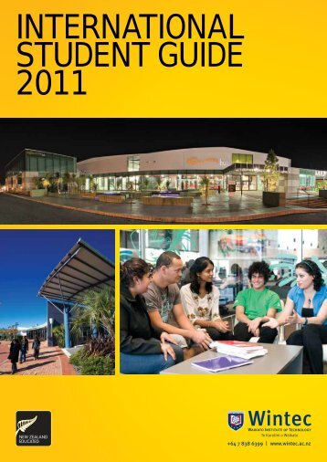 Wintec International Student Guide 2011