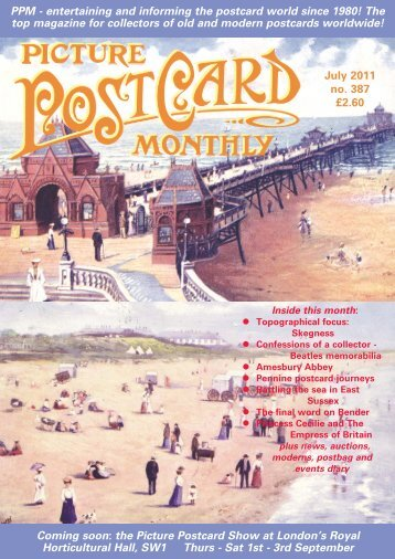 PPM Jul 11 - Picture Postcard Monthly