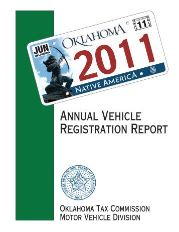 Oklahoma tax commission motor vehicle for Oklahoma tax commission motor vehicle division phone number