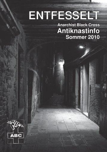 Sommer 2010 - Anarchist Black Cross Berlin