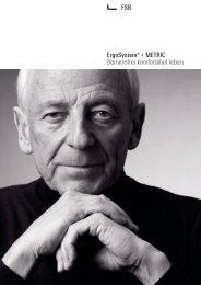 Download Broschüre ErgoSystem + METRIC - Arcguide