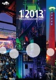 halbjahr 1.2013 - Duisburg nonstop