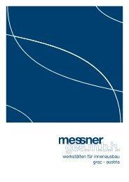 Referenzliste als PDF herunterladen - Messner Ges.mbH