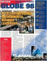 GLOBE 1998 Review - globe 2010