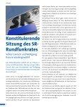 Ausgabe 03/2012 - Saarländischer Rundfunk - Page 2