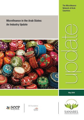 Microfinance in the Arab States: An Industry Update - Balthazar Capital