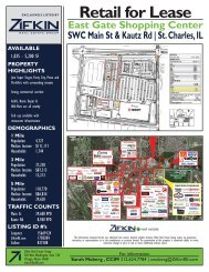 Retail for Lease - City of St. Charles