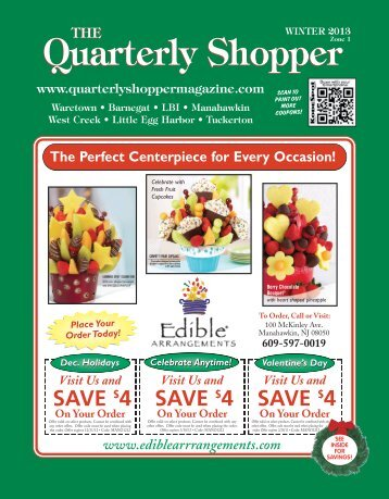 10 OFF - The Quarterly Shopper Online > Home