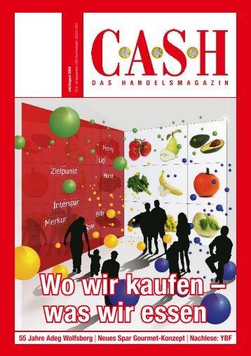 gehen Sie mit! - Cash