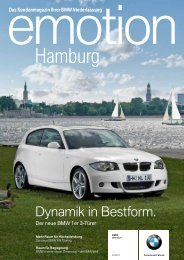 BMW Niederlassung Hamburg - publishing-group.de