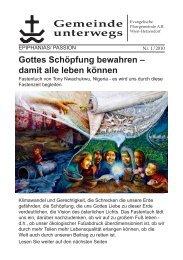 10-1 GemBrief - Evangelische Pfarrgemeinde Wien-Hetzendorf