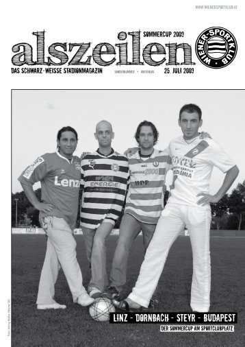 alszeilen - Wiener Sportklub