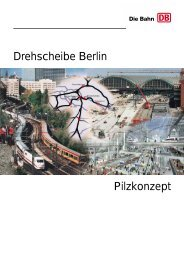 Drehscheibe Berlin Pilzkonzept - khd-research