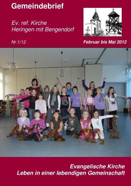 Gemeindebrief Feb-Mai 2012 online - Evangelisch-reformierte ...