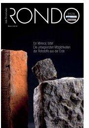 Beilage RONDO zur Tageszeitung