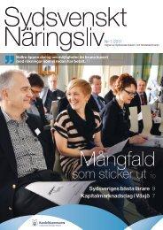 SSNL 1.11 Final - Sydsvenska Industri och Handelskammaren