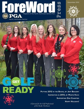 Download now! - Pacific Northwest Section PGA