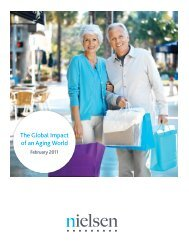 The Global Impact of an Aging World