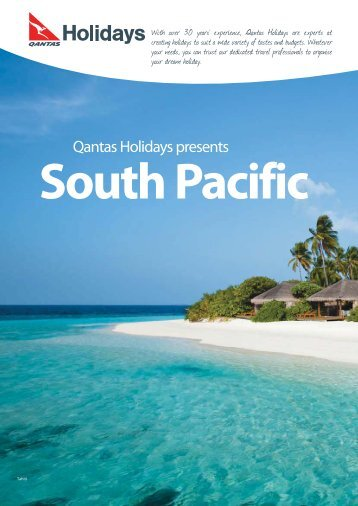Qantas Holidays presents