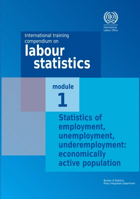 International training compendium on - labour statistics